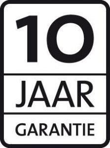 dakbedekking 10 jaar garantie