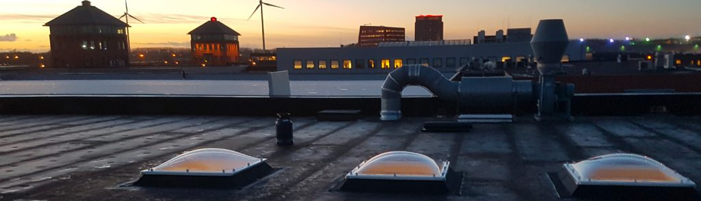 dakdekker breda dakbedekking